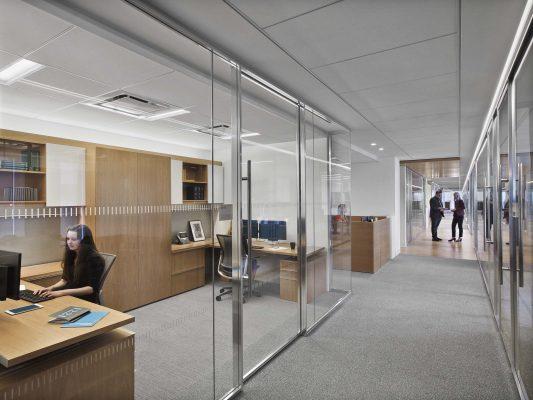 White Case NY, Double Office