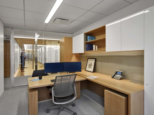 White Case NY, Private Office