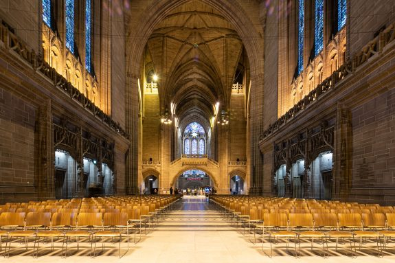 Liverpool Cathedral © Rowland Fawcett