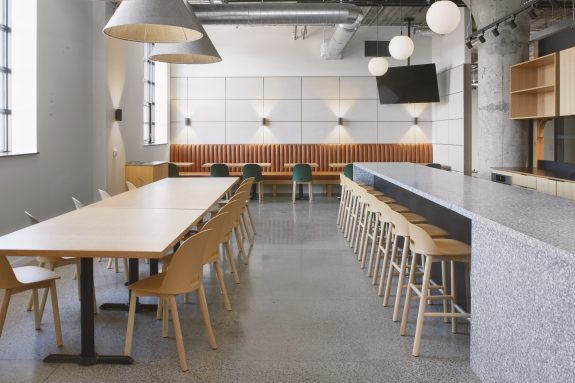 Agency59 Cafe Space