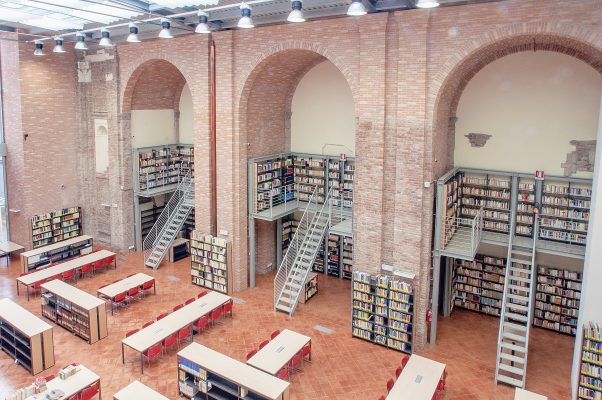 Biblioteca del Polo Umanistico