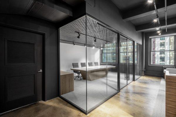 Urban Office Showroom © Veronica Bean Photography