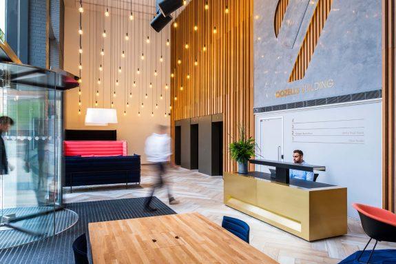 Oozells Lobby Space